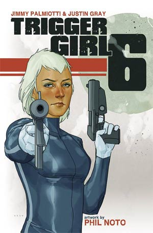 Triggergirl 6 #1