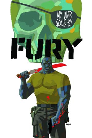 Fury MAX #10