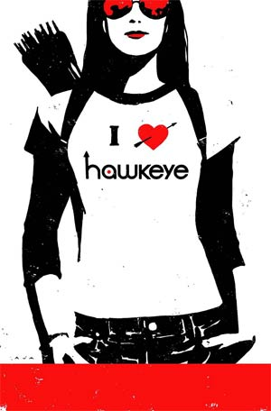 Hawkeye Vol 4 #9