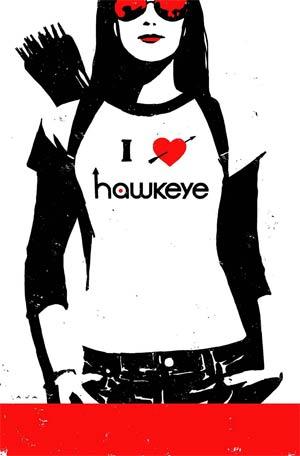 Hawkeye Vol 4 #9 1st Ptg