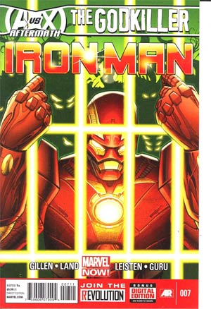 Iron Man Vol 5 #7