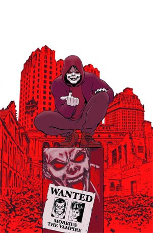 Morbius The Living Vampire Vol 2 #3 Regular David Lopez Cover