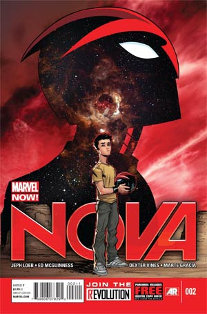 Nova Vol 5 #2 1st Ptg Regular Ed McGuinness Cover