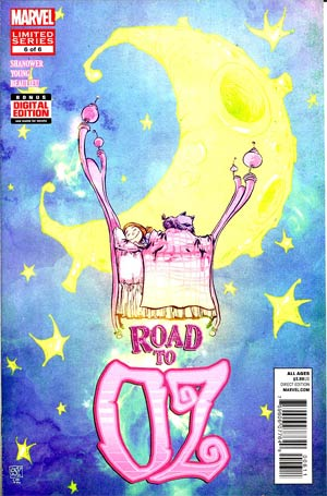 Road To Oz #6