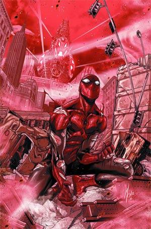 Superior Spider-Man #6.AU (Age Of Ultron Tie-In)