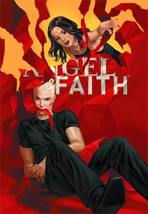 Angel And Faith #20 Regular Steve Morris Cover