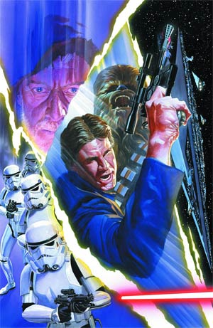 Star Wars (Dark Horse) Vol 2 #3 Regular Alex Ross Cover