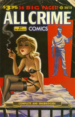 All Crime #1