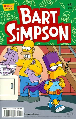 Bart Simpson Comics #81