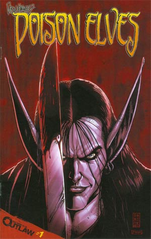 Drew Hayes Poison Elves #1 1st Ptg Cover A Darick Robertson