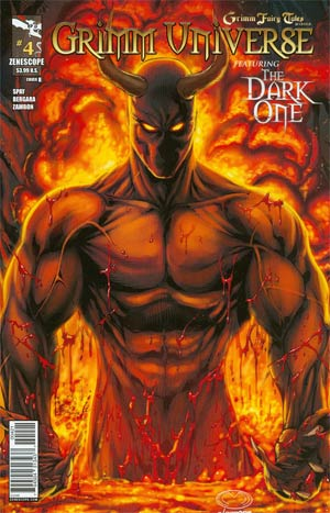 Grimm Universe #4 Dark One Cover B Marat Mychaels