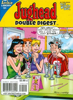 Jugheads Double Digest #191