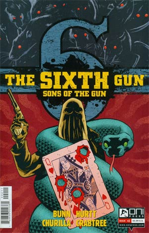 Sixth Gun Sons Of The Gun #2