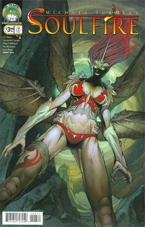 Soulfire Vol 4 #6 Cover A Mike DeBalfo