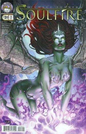 Soulfire Vol 4 #6 Cover B Nei Ruffino