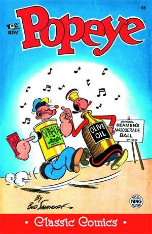 Classic Popeye #8