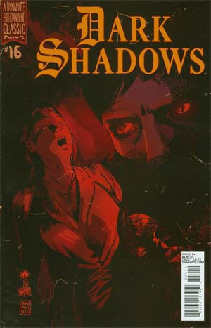 Dark Shadows (Dynamite Entertainment) #16