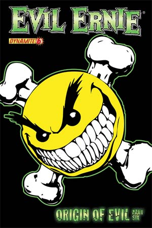 Evil Ernie Vol 3 #6 Variant Smiley Subscription Cover