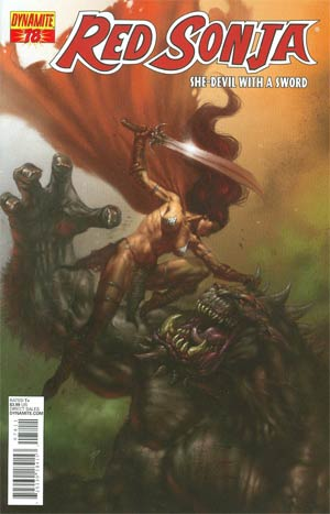 Red Sonja Vol 4 #78