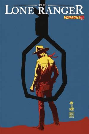 Lone Ranger Vol 5 #15