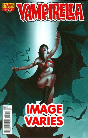 DO NOT USE (DUPLICATE LISTING) Vampirella Vol 4 #29 Regular Cover (Filled Randomly With 1 Of 3 Covers)