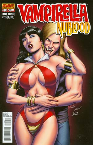 Vampirella Nublood One Shot
