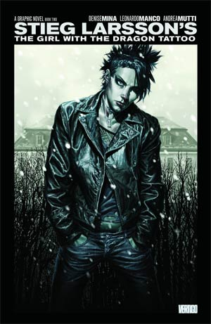Stieg Larssons Girl With The Dragon Tattoo Vol 2 HC