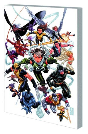 Avengers vs X-Men X-Men Legacy TP