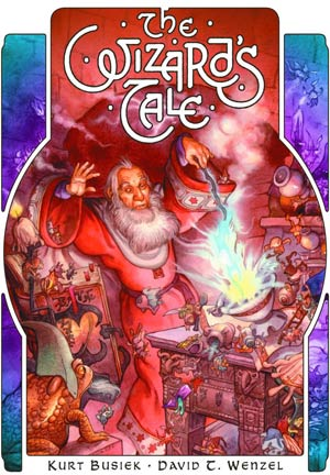 Wizards Tale TP IDW Edition