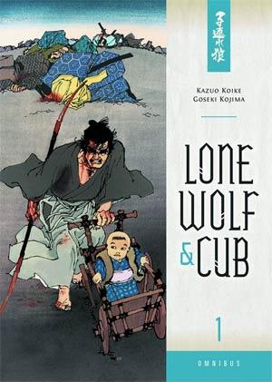 Lone Wolf & Cub Omnibus Vol 1 TP