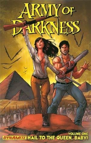 Army Of Darkness Vol 1 Hail To The Queen Baby TP