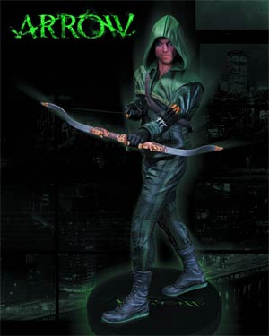 Arrow TV Oliver Queen 1/6 Scale Statue