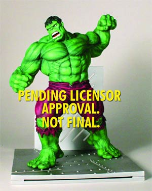DO NOT USE (Item Cancelled) Marvel Heroes Bookend - Hulk