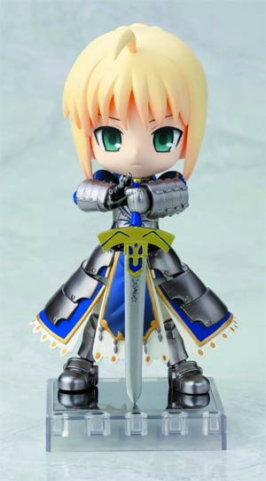 Fate/stay night Saber Cu-Poche Figure