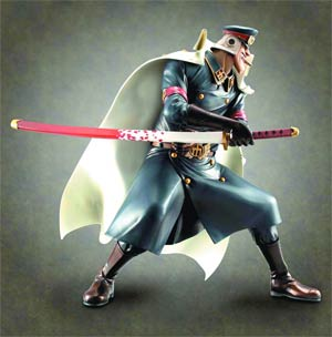 One Piece P.O.P. Shiryu EX Model PVC Figure