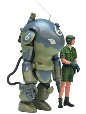 Maschinen Krieger S.F.A.S. Fireball 04 Figure