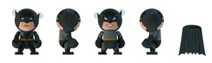 Batman Trexi Figure - Dark Knight Rises Batman