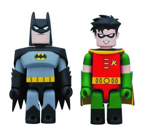DC Heroes Kubrick 2-Pack - Batman The Animated Series Batman & Robin