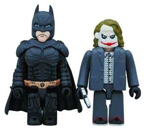 DC Heroes Kubrick 2-Pack - Dark Knight Batman & Joker