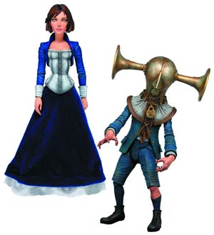 DO NOT USE (DNO) Bioshock Infinite Series 1 Action Figure Assortment Case