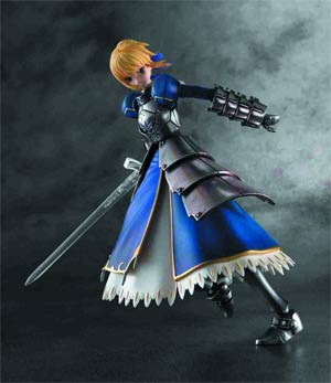 Fate/zero Saber Chogokin Action Figure