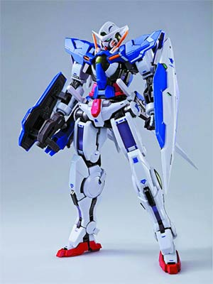Gundam Metal Build Action Figure - Gundam Exia / Exia Repair III
