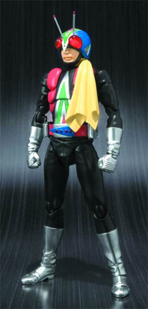 Kamen Rider S.H.Figuarts - Riderman Action Figure