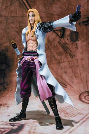 One Piece Figuarts Zero - Basil Hawkins Figure