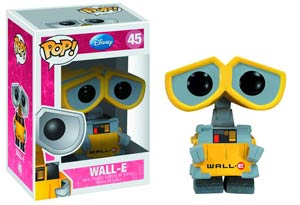 POP Disney 45 Wall-E Vinyl Figure