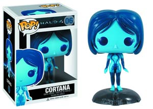 DO NOT USE (Duplicate Listing) POP Halo 4 Cortana Vinyl Figure