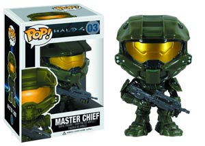DO NOT USE (Duplicate Listing) POP Halo 4 Master Chief Vinyl Figure