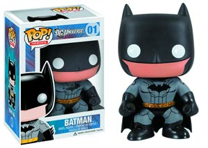 POP Heroes DC New 52 Batman Previews Exclusive Vinyl Figure