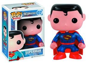 POP Heroes DC New 52 Superman Previews Exclusive Vinyl Figure