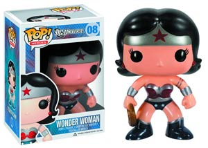 POP Heroes DC New 52 Wonder Woman Previews Exclusive Vinyl Figure